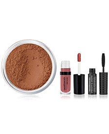 Limited Edition 3-Pc. bareMinerals Makeup Set. Only $20 with any $35 bareminerals purchase! A $38 value!