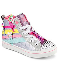 Little Girls Twinkle Toes Twi-Lites 2.0 - Clip N' Joy Casual Sneakers from Finish Line