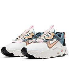 Women's React ART3MIS RTL Casual Sneakers from Finish Line