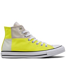 Men's Chuck Taylor All Star UV High Top Casual Sneakers from Finish Line