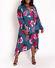 Women's Plus Izzy Empire Dress