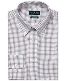 Men's Regular-Fit Checked Dress Shirt