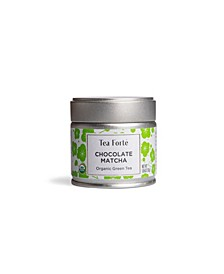 Chocolate Matcha Loose Tea Canister
