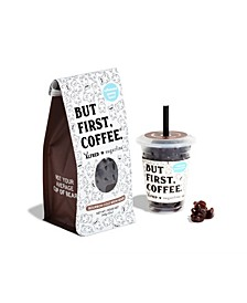 Alfred Bourbon Cold Brew Bears Mini Cup with Coffee Bag Kit