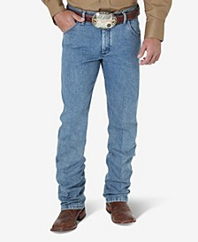 Men's Premium Performance Advanced Comfort Cowboy Cut Regular Fit Jeans