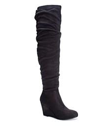 Uma Women's Over-the-Knee Boots