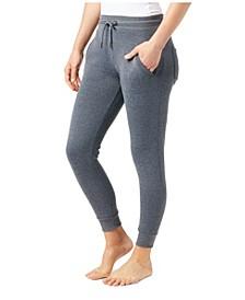 Women's Slim Fit Heavy Weight Fleece Lined Joggers
