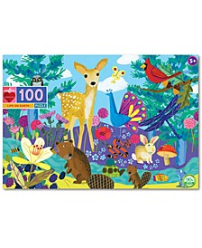 Life On Earth 100-Pc. Puzzle