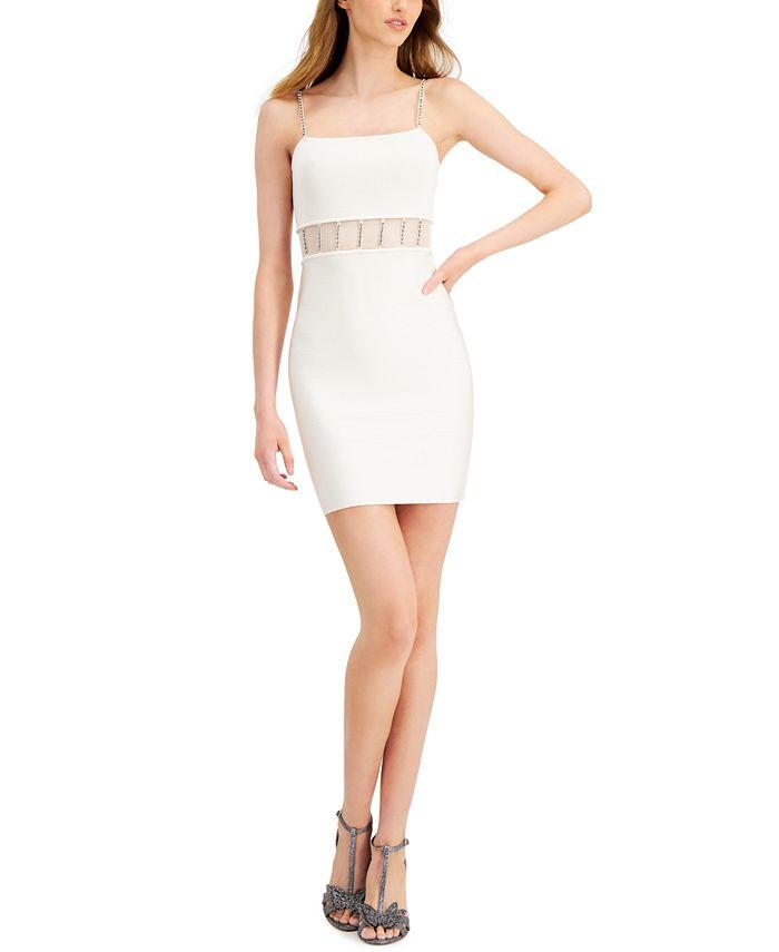 GUESS - Kamilla Beaded Bandage Dress