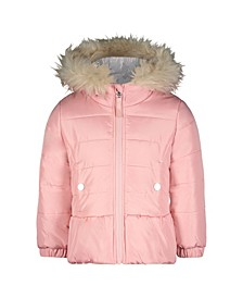 Little Girls Puffer Jacket