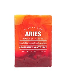Aries Astrology Soap, 6 oz