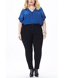 Plus Size Ami Skinny Jeans