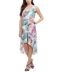 Tropico Mesh Cover-Up Dress