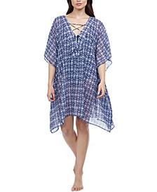 Nomad V-Neck Cover-Up Dress