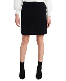 Margaux Ribbed Sweater Skirt, Created for Macy's