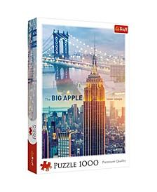 Jigsaw Puzzle New York at Dawn, 1000 Piece