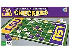 MasterPieces Puzzle Company LSU Tigers Checkers