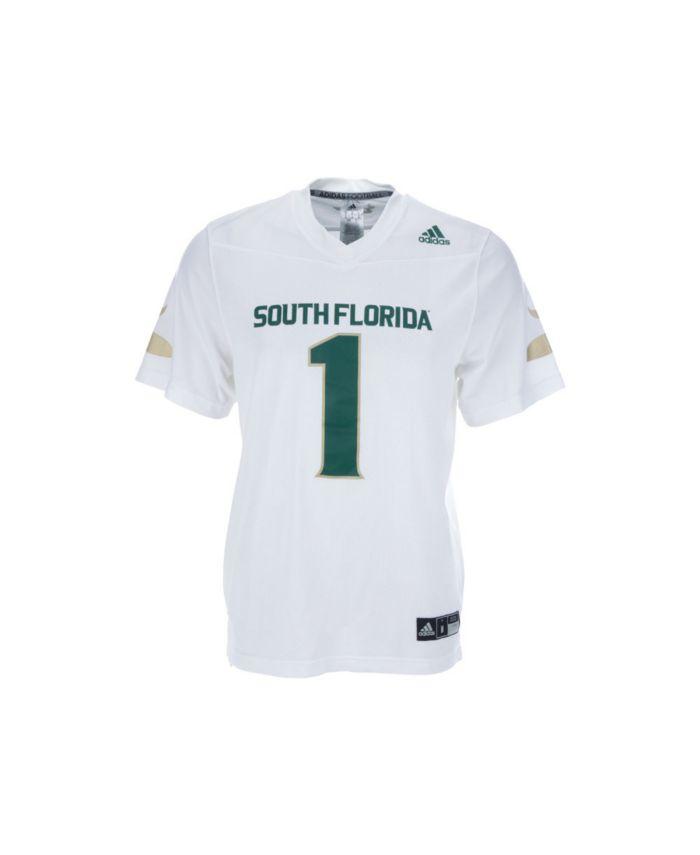 Adidas South Florida Bulls Men's Replica Football Jersey & Reviews - NCAA - Sports Fan Shop - Macy's