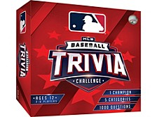 MasterPieces Puzzle Company All-League Trivia Game