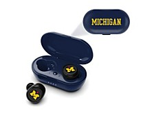 Prime Brands Michigan Wolverines True Wireless Earbuds