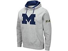 Men's Michigan Wolverines Big Logo Hoodie