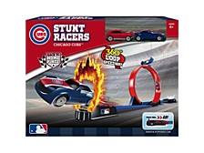 DGL Group Chicago Cubs Stunt Racer Track Playset