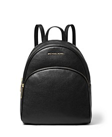 Abbey Medium Leather Backpack