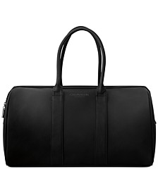 Receive a Complimentary Duffel Bag with any large spray purchase from the Calvin Klein Men's fragrance collection