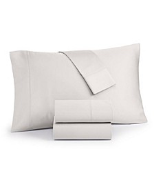 500 Thread Count MicroCotton King Sheet Set, Created for Macy's