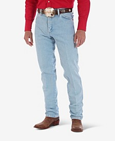 Men's Cowboy Cut Original Straight Fit Jeans