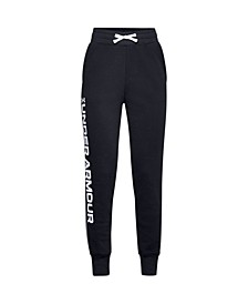 Big Girls Rival Fleece Joggers