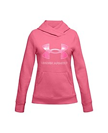 Big Girls Rival Fleece Logo Hoodie