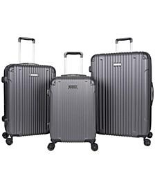 Heathrow Haul 3-pc Hardside Luggage Set