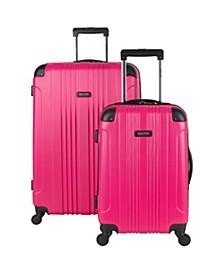 Out of Bounds 2-pc Hardside Luggage Set