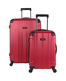 Out of Bounds 2-pc Hardside Luggage Set