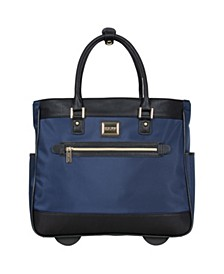 """17"""" Wheeled Computer Business Tote"""