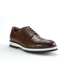 Men's Handmade Hybrid Plain Toe Shoes