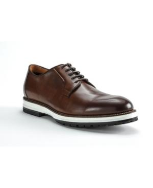 Men's Handmade Hybrid Plain Toe Shoes Men's Shoes