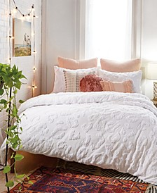 Chenille Leopard Bedding Collection