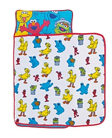 Toddler Boy's Nap Mat, 3 Piece