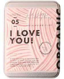 I Love You 3pc Bath Kit