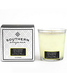 Southern Sunshine Citrus and Sugar Tumbler, 11 oz