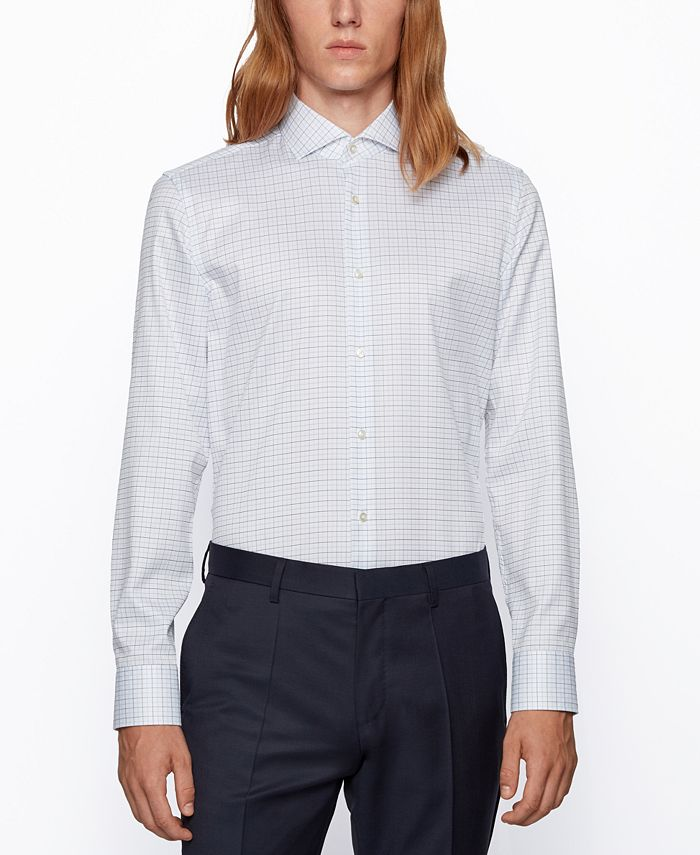 Hugo Boss - Men's Jason Slim-Fit Shirt