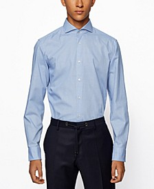 BOSS Men's Jemerson Slim-Fit Shirt