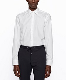 BOSS Men's Jenix Slim-Fit Shirt