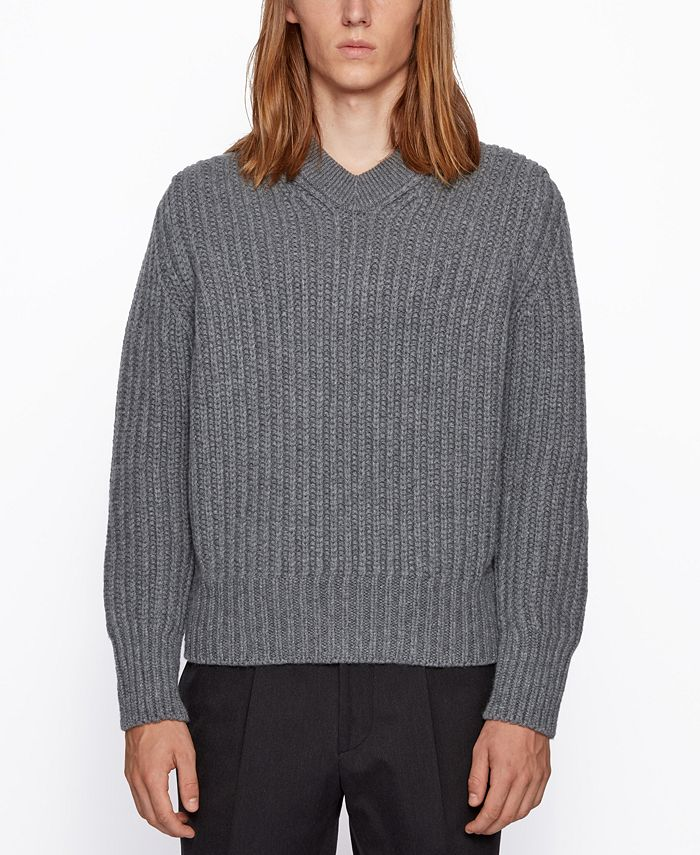 Hugo Boss - Men's T-Muggio Regular-Fit Sweater