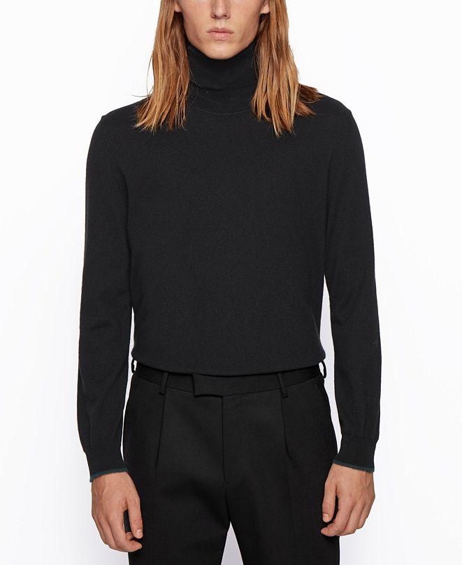 Hugo Boss BOSS Men's T-Bernardo Regular-Fit Sweater