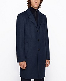BOSS Men's Nye2 Slim-Fit Coat