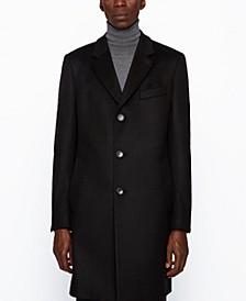 BOSS Men's Nye2 Slim-Fit Coat