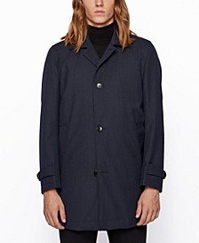 BOSS Men's Derrek 4 Regular-Fit Coat